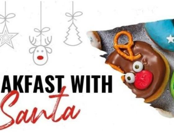 Breakfast With Santa and Rudolph the Red Nosed Reindeer Movie