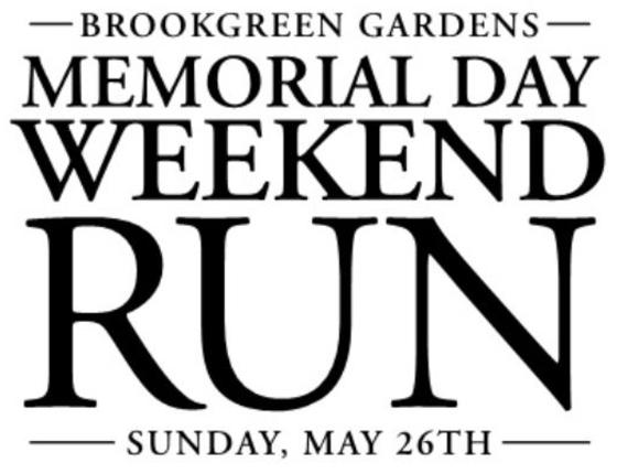 Brookgreen Gardens Memorial Day Weekend Run