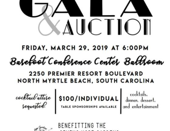 First Annual Gala and Auction