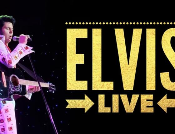 Elvis Live - Starring Alex Mitchell