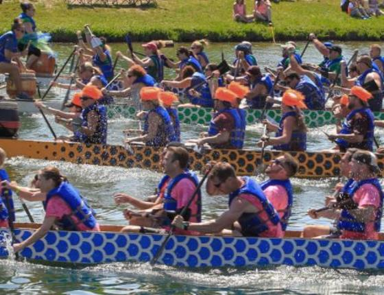13th Annual Dragon Boat Festival