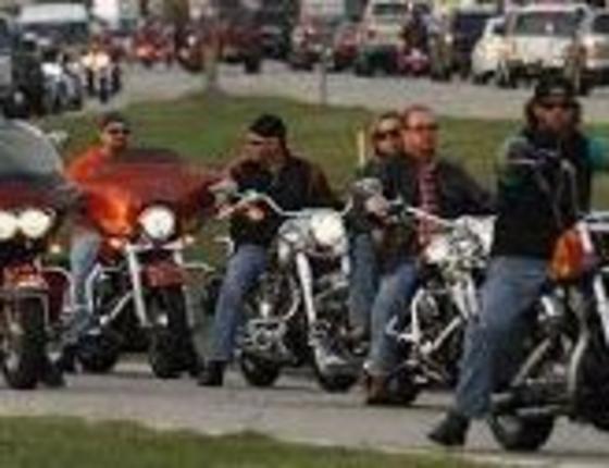 Myrtle Beach Bike Week Fall Rally