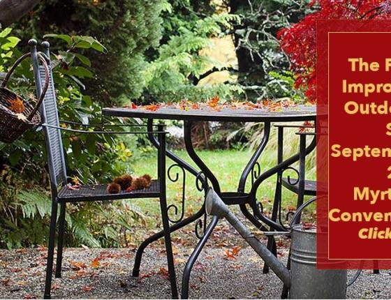The 2019 Fall Home Improvement & Outdoor Living Show