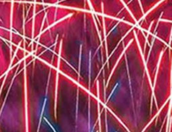 Halloween Fireworks Extravaganza
