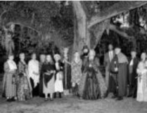 2020 Conway Ghost Walk