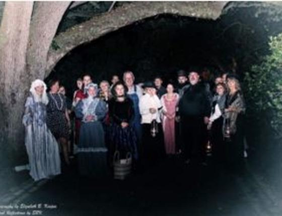 Conway Ghost Walk