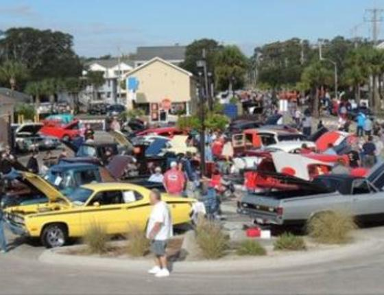 Halloween Rod Run Car Show