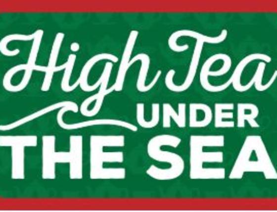 High Tea Under The Sea