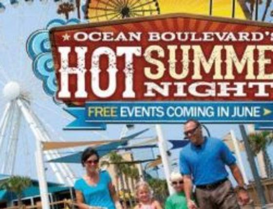 Ocean Boulevard's Hot Summer Nights