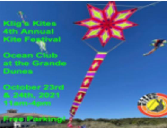 Klig's Kites Kite Festival