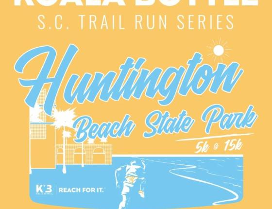 Huntington Beach State Park 15K and 5K