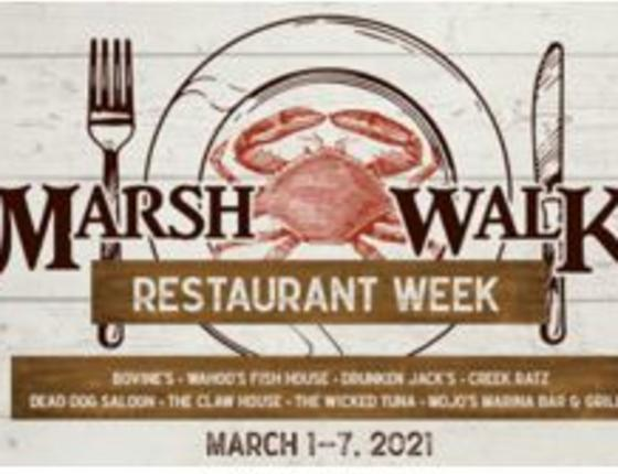 Marshwalk Restaurant Week