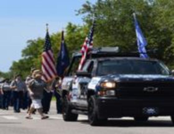 Military Appreciation Days Parade