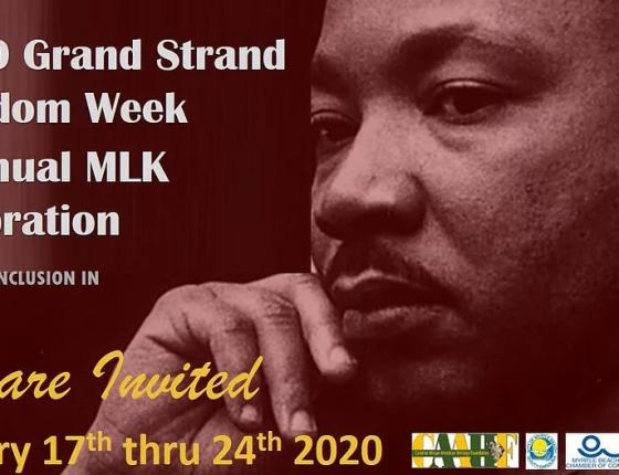 Grand Strand Freedom Week and Annual MLK Celebration