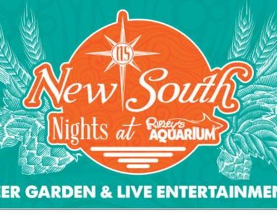 New South Nights at Ripley's Aquarium