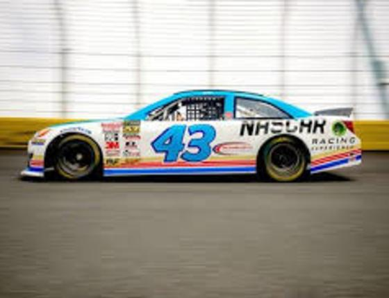 NASCAR Racing Experience RIDE ALONGS