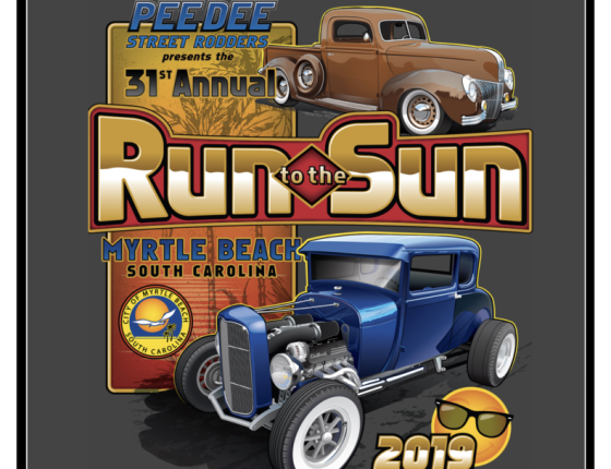 31st Annual Run To The Sun Car Show