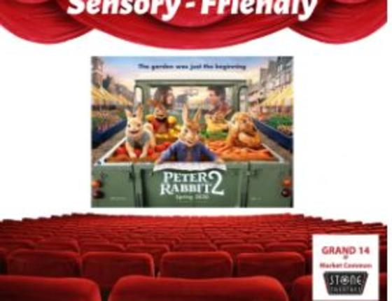 Sensory-Friendly Showing of Peter Rabbit 2