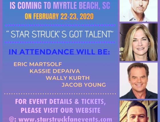 Star Struck's Got Talent/An Evening Of Entertainment