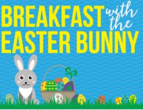 Breakfast With the Easter Bunny at Ripley's Aquarium