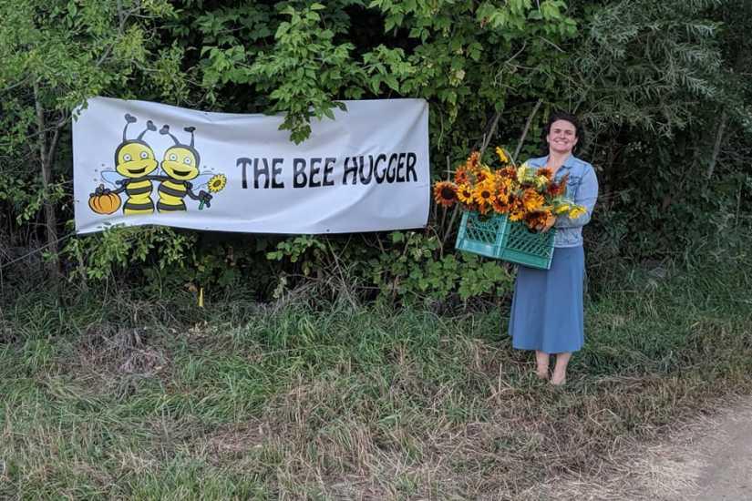 Bee Hugger