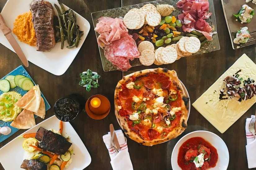 2020 Food & Wine