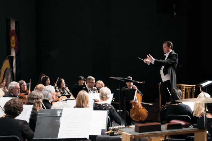 The Longmont Symphony Orchestra