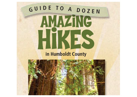 AMAZING HIKES brochure