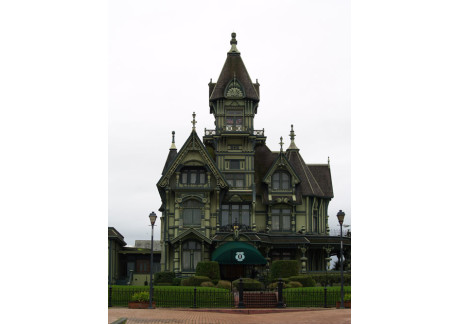 Carson Mansion - Victorian built in 1860