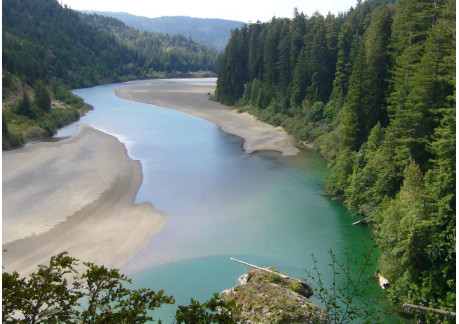 Eel River Southern Humboldt County