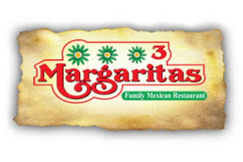 3 Margaritas logo