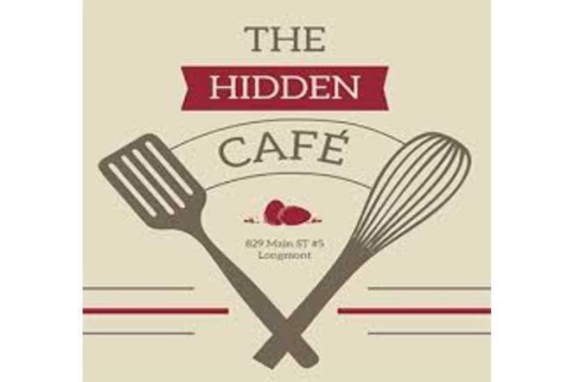 Hidden Cafe logo
