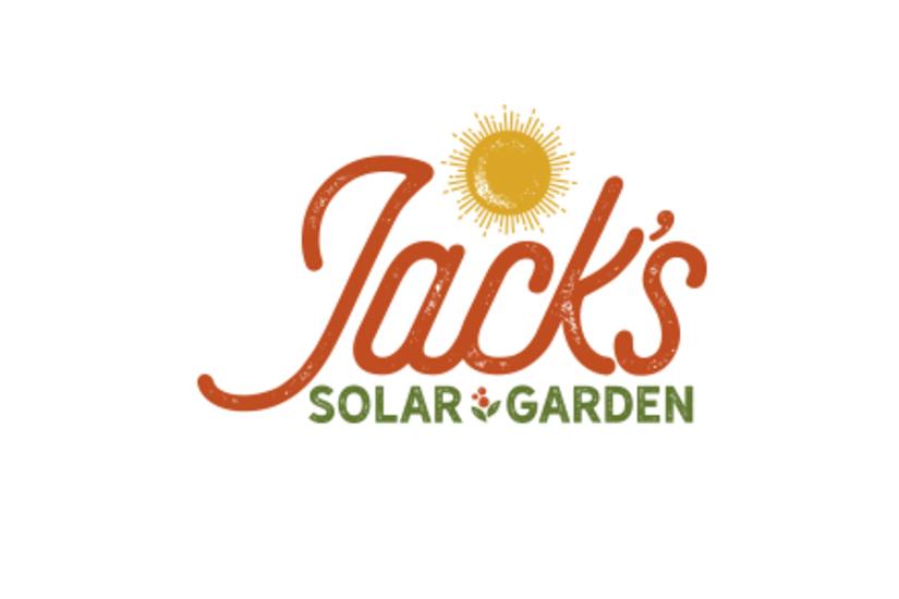 Jack's solar garden