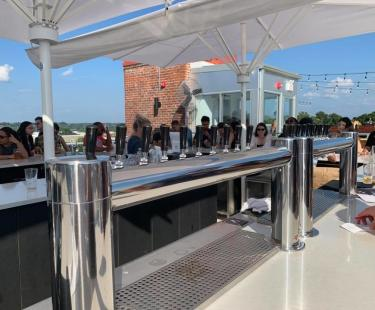 Rooftop Brews: Tap to Tank