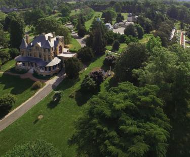 Maymont Estate Aerial