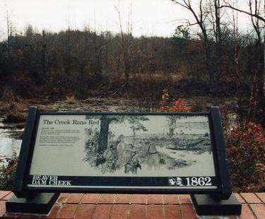 Beaver Dam Creek Battlefield