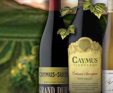 Caymus Wine Dinner