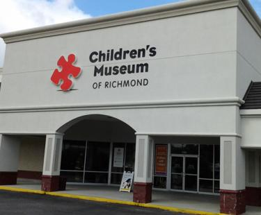 NEW Children's Museum of Richmond - Chesterfield