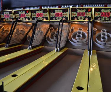 Skee-Ball - Always a Crowd Pleaser!