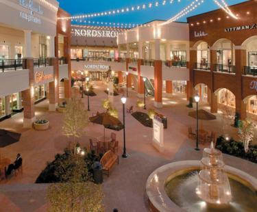 Short Pump Mall Location
