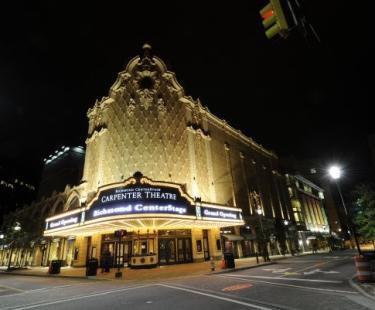 Richmond Centerstage Exterior
