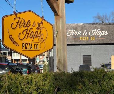 Fire and Hops Pizza Co. 1