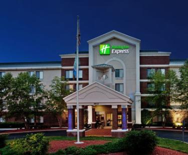 NEW Holiday Inn Express Northwest
