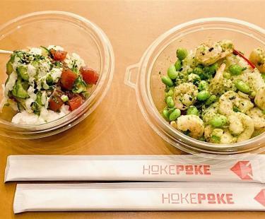 Bowls + Chopsticks