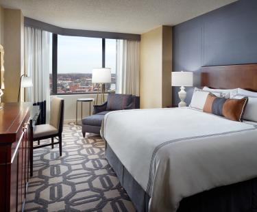 Omni Guest Room