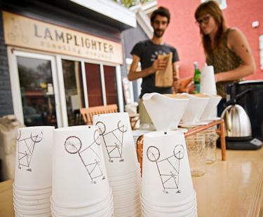 NEW Lamplighter