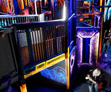 NEW Laser Quest