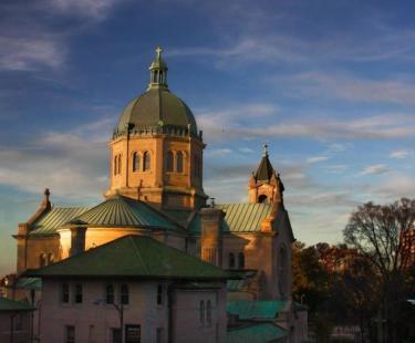 NEW Museum of VA Catholic History