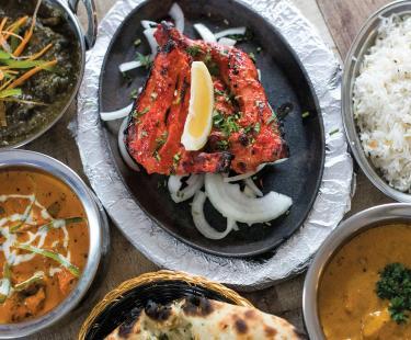 Pakwaan Indian Cuisine