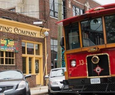 NEW RVA Trolley